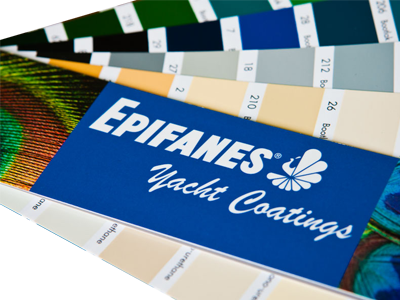 Epifanes/W. Heeren & Zoon BV - Choose a colour